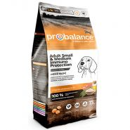 ProBalance Adult Small&Medium Корм сухой для взрослых собак малых и средних пород (15 кг)