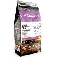 ProBalance Gourmet Diet Adult Beef & Lamb Корм сухой для взрослых собак всех пород (15 кг)