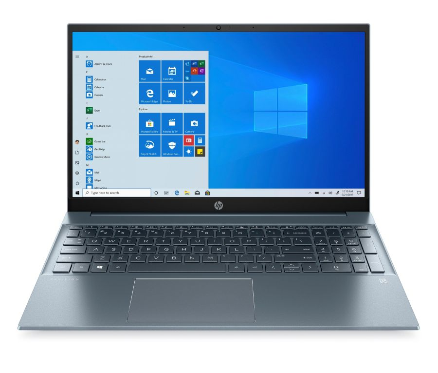Ноутбук HP Pavilion 15-eh0043ur (2X3A9EA) Синий