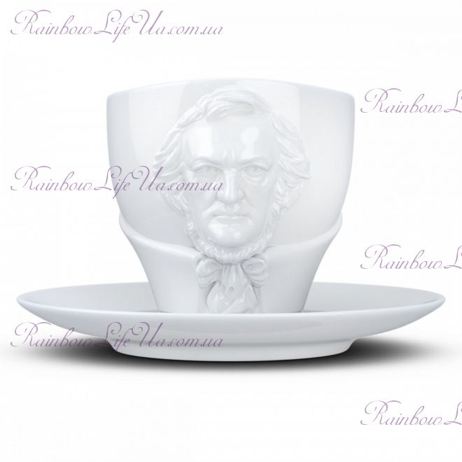 """Чашка с блюдцем Вагнер 260 мл """"Tassen"""""""
