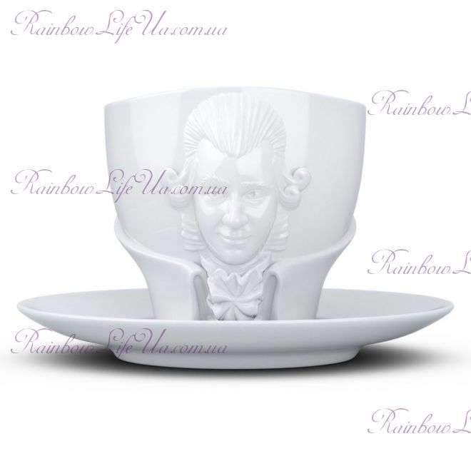 "Чашка с блюдцем Моцарт 260 мл ""Tassen"""