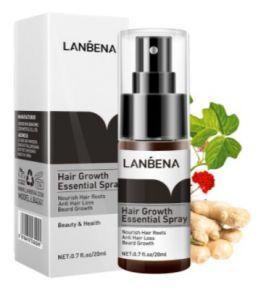 Lanbena Hair Growth Essence Spray - Спрей против выпадения волос (НОВАЯ УПАКОВКА).(4241)