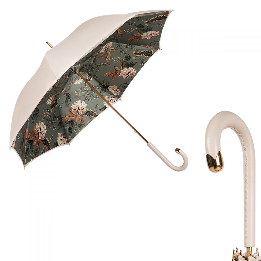 Зонт-трость Pasotti Ivory Fiaba Original Oro
