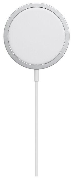 Беспроводная сетевая зарядка Apple MagSafe MHXH3ZE/A, 15 Вт, белый