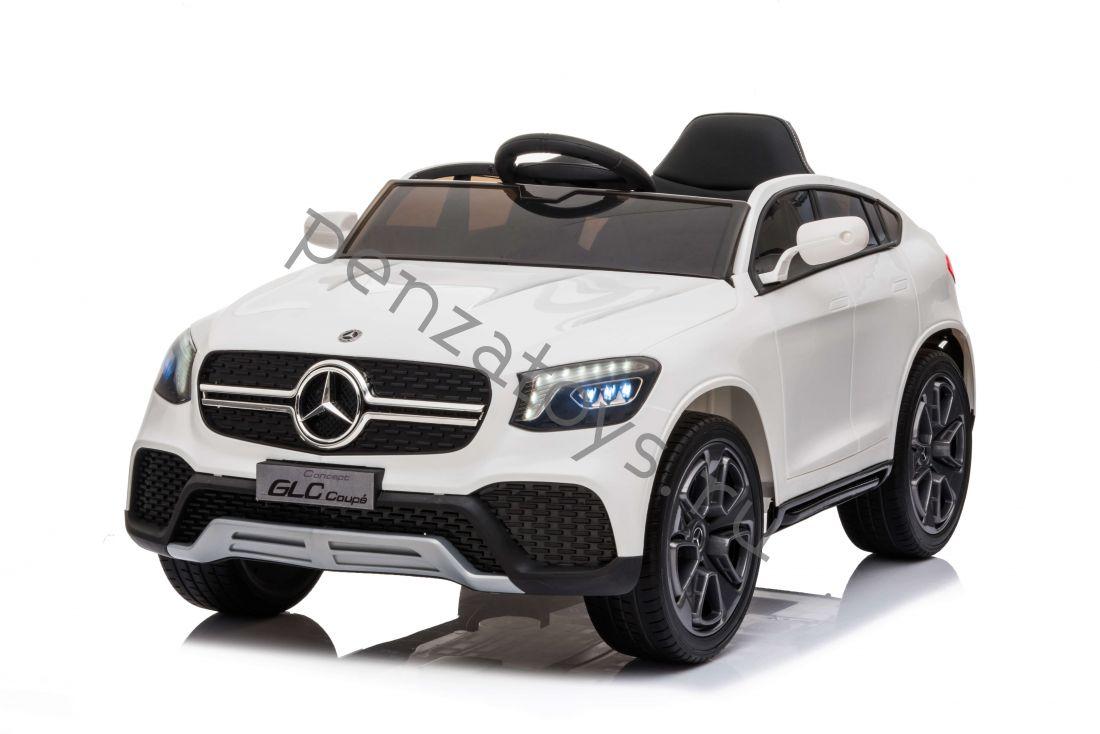 Электромобиль детский Mercedes-Benz GLC К777КК