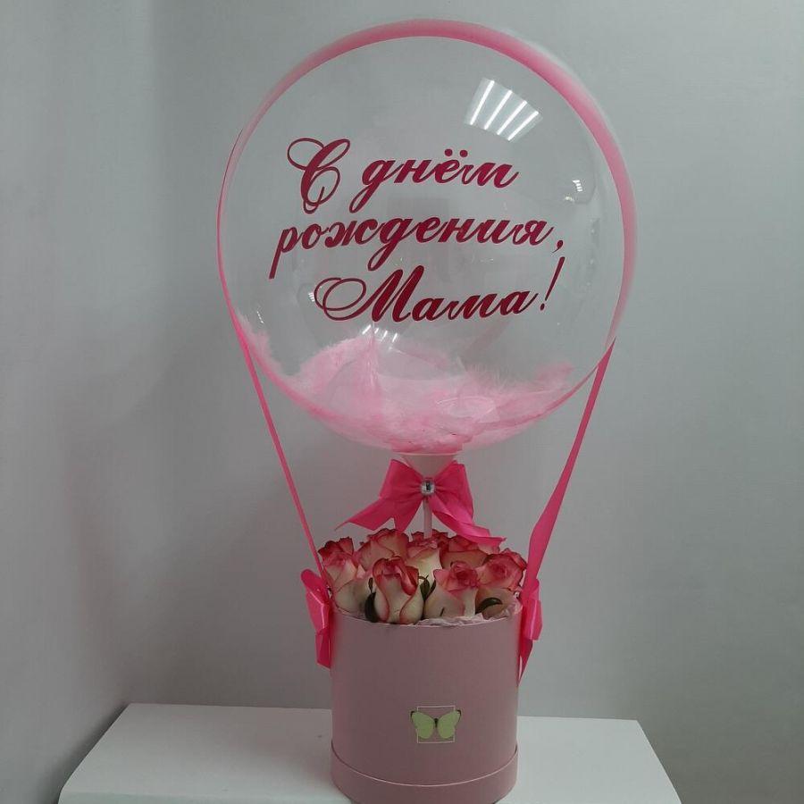 Букет для мамы
