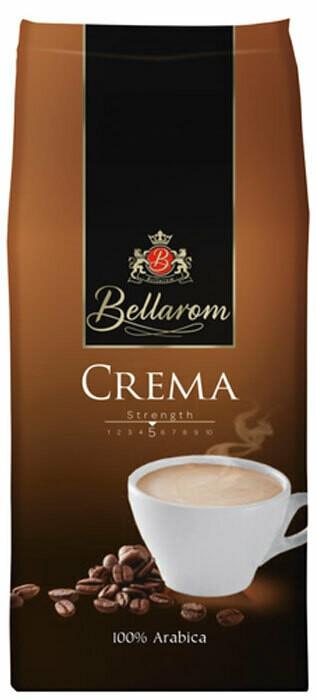 Кофе в зернах Bellarom Crema (5) 1кг