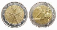 Мальта 2 евро 2010 г. регулярная монета