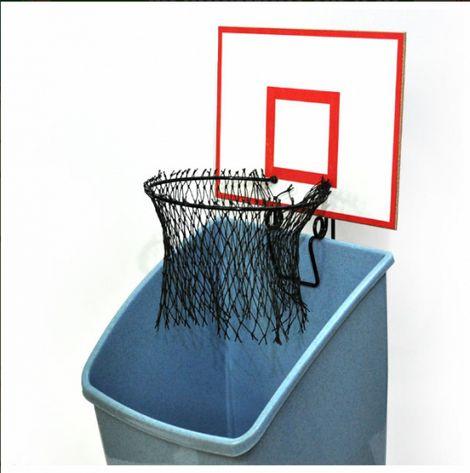 Баскетбольная корзина для офиса