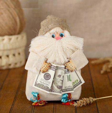 Домовенок Проша к деньгам