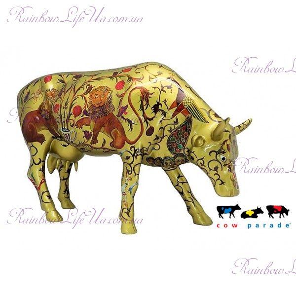 "Статуэтка корова The Golden Byzantine ""Cow Parade"", Size L"