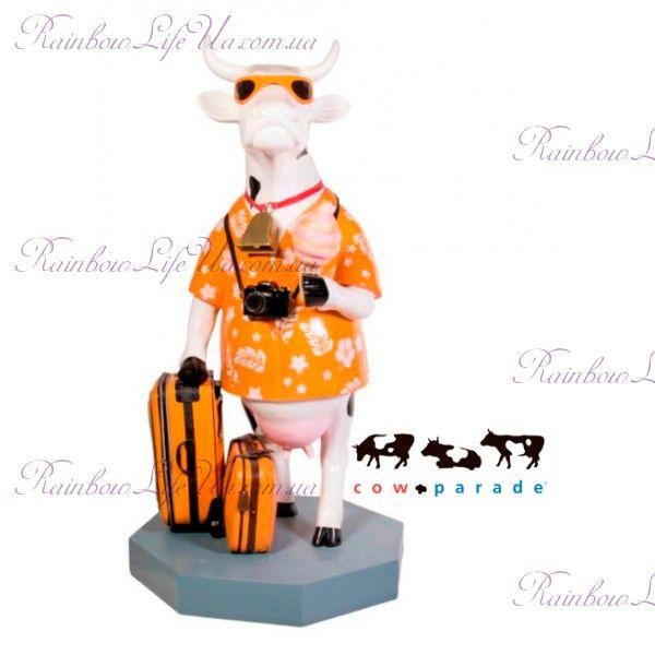 """Статуэтка корова Vacation """"Cow Parade"""", Size М"""