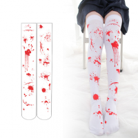 Чулки Bloody cuts