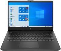 Ноутбук HP 14s-fq0085ur Чёрный (3B3L9EA)