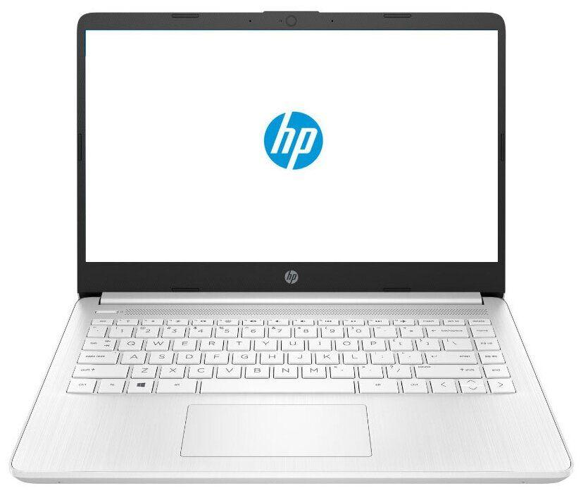 Ноутбук HP 14s Белый (2X1P7EA)