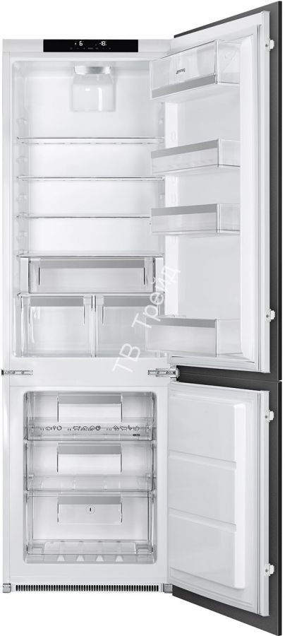 Холодильник Smeg C8174N3E