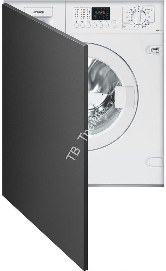 Встраиваемая стиральная машина Smeg LSIA147S