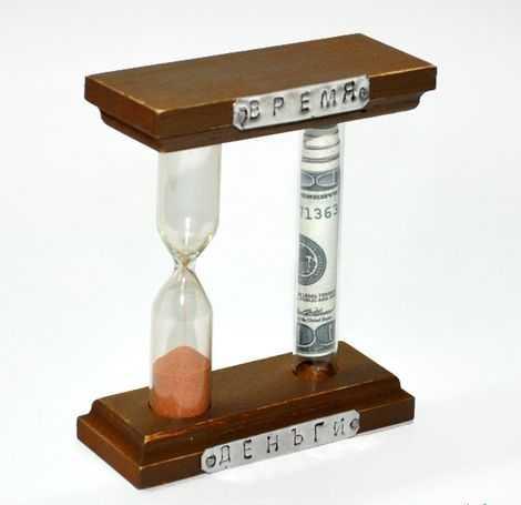 Сувенир Время-деньги