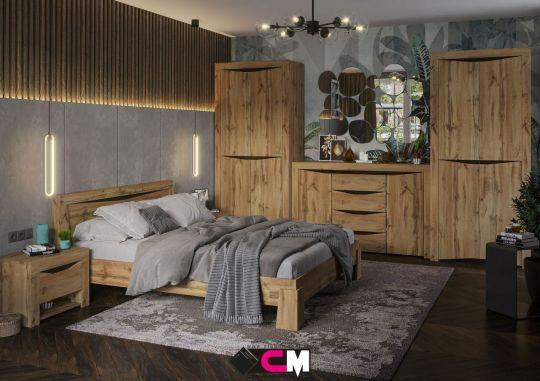 Спальня Паола (вариант 3)