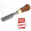 Стамеска зачистная короткая с ручкой WOOD LINE PLUS  26 мм Narex 811076 ХИТ!