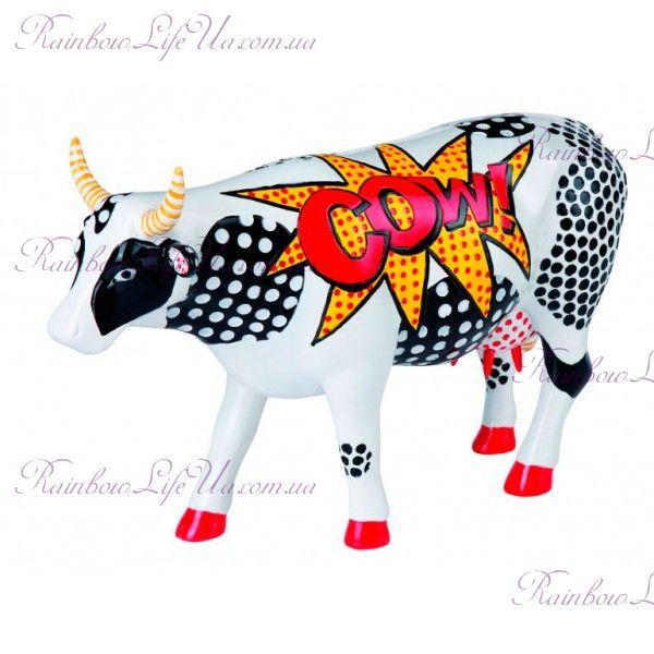 """Коллекционная статуэтка корова """"Cow!"""", Size L"""