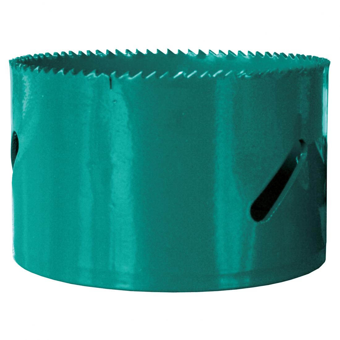 Коронка Heller из быстрорежущей стали с добавлением кобальта HSS-Co 22х38х48мм