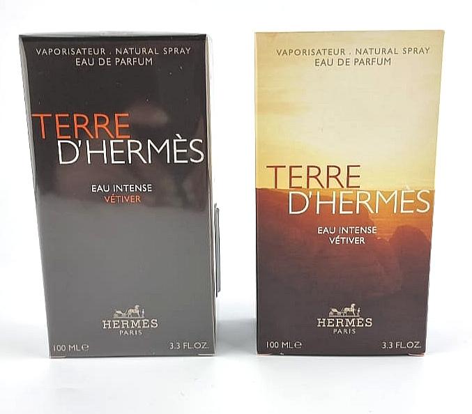 Hermes Terre D'hermes Eau Intense Vetiver 100 мл A-Plus