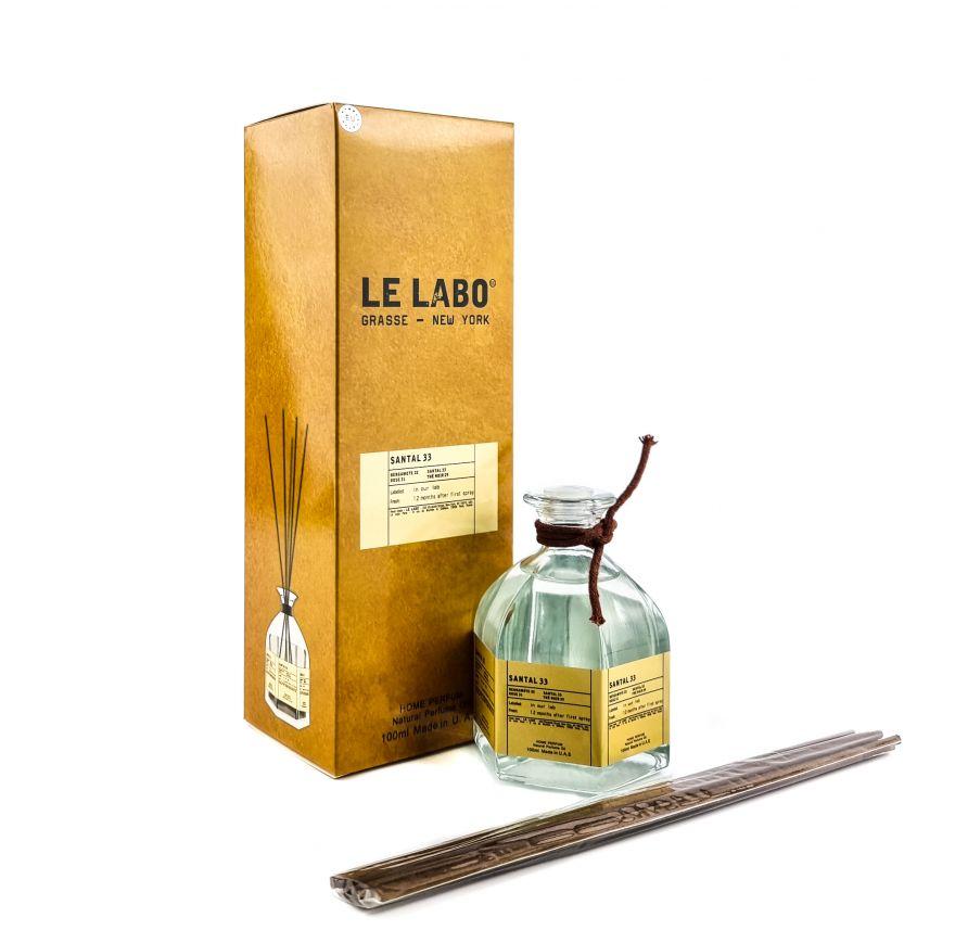 Аромадиффузор NEW (LUX) - Le Labo Santal 33 100ml