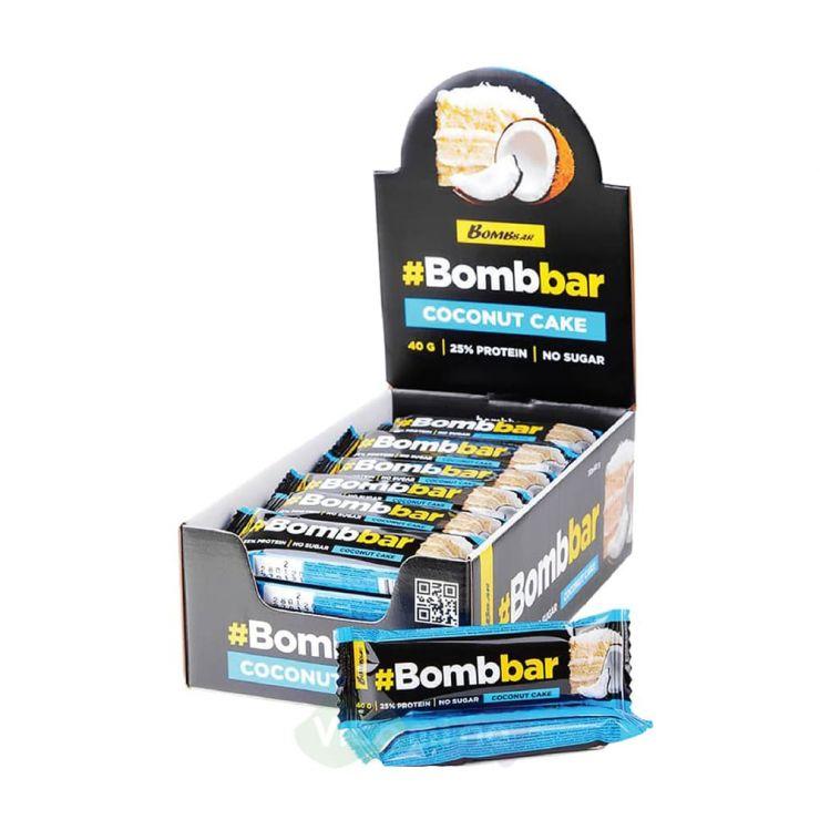 Bombbar Батончик в шоколаде, 40гр