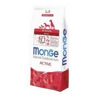 Сухой корм для собак Monge Speciality line Active с курицей 12 кг