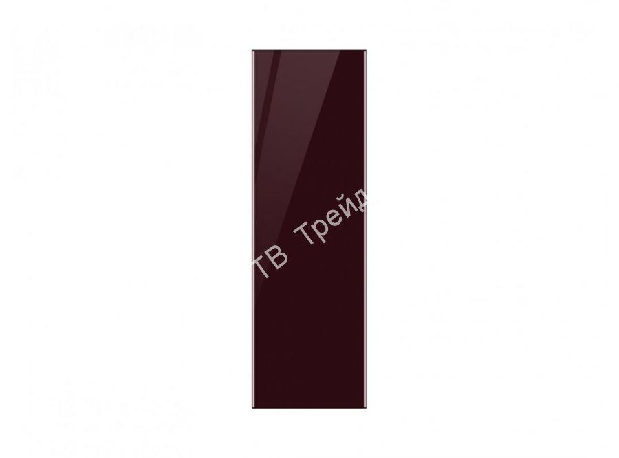 Панель для BeSpoke RR39T или RZ32T бургунди (глянцевое стекло)
