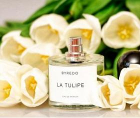 Отдушка косметическая  «La Tulipe Byredo»