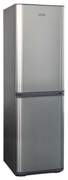 Холодильник Бирюса I340NF Нерж. сталь