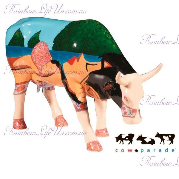 """Коллекционная статуэтка корова """"Fernando de Noronha"""", Size L"""