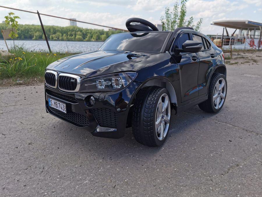 Детский электромобиль BMW X6 mini 4x4 (YEP 7438)
