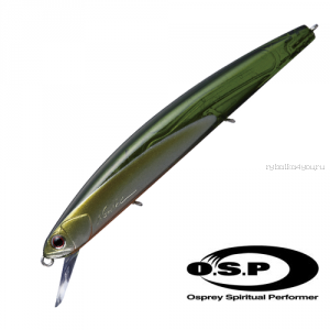 Воблер OSP Asura SP 92,5 мм / 8,5 гр / Заглубление: 1 - 1,5 м / цвет: C24
