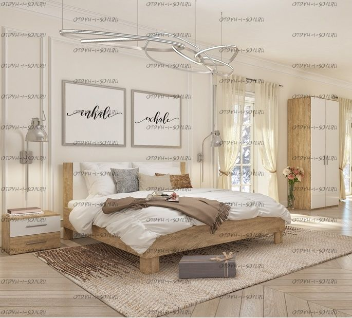 Спальня Монморанси №3