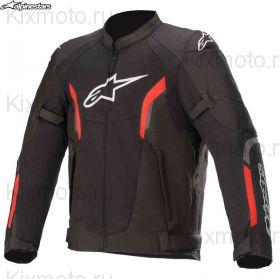 Мотокуртка Alpinestars AST-1 V2 Air, Черно-красная