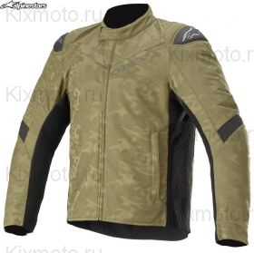 Мотокуртка Alpinestars T-SP5 Rideknit Camo, Комуфляжная