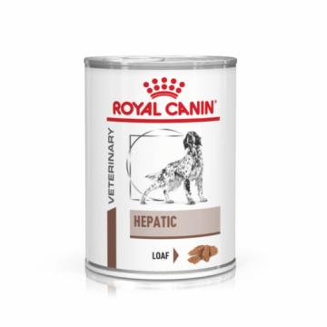 Роял канин Hepatic для собак (Гепатик) паштет 420г.