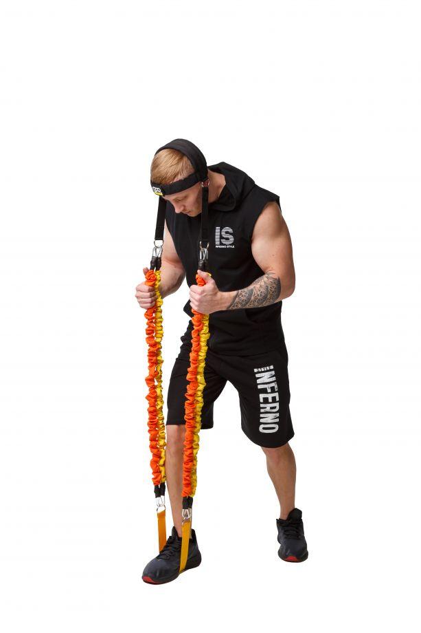 Тренажёр для шеи SPR Strong Neck