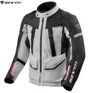 Куртка Revit Sand 4 H2O, Серебристо-черная