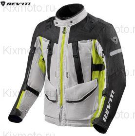 Куртка Revit Sand 4 H2O, Серебристо-желтая