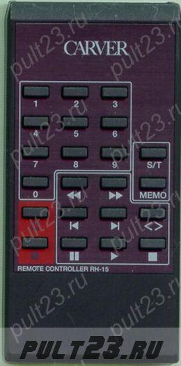 CARVER RH-15, TDR-1550