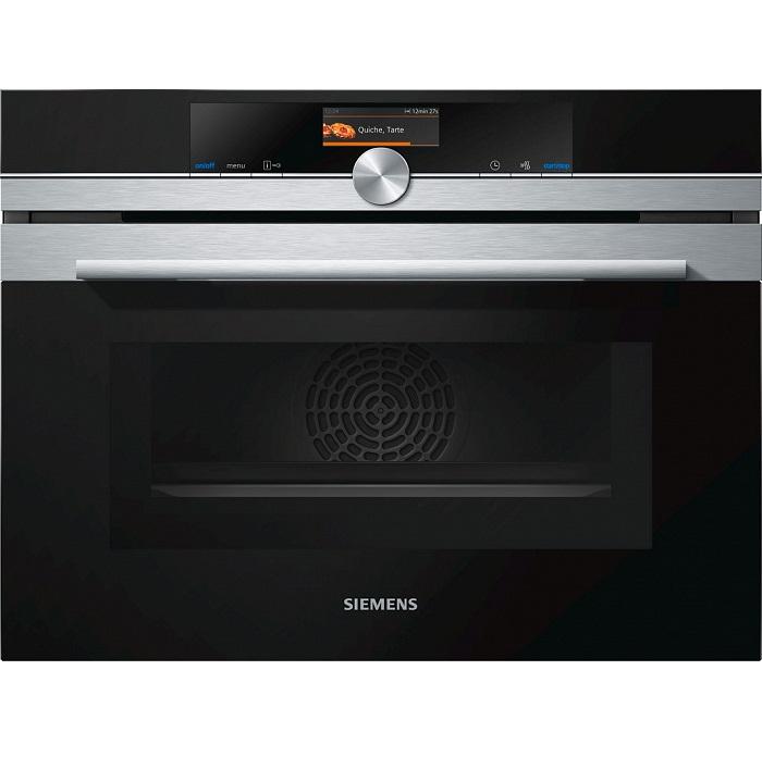 Духовой шкаф электрический Siemens CM656GBS1