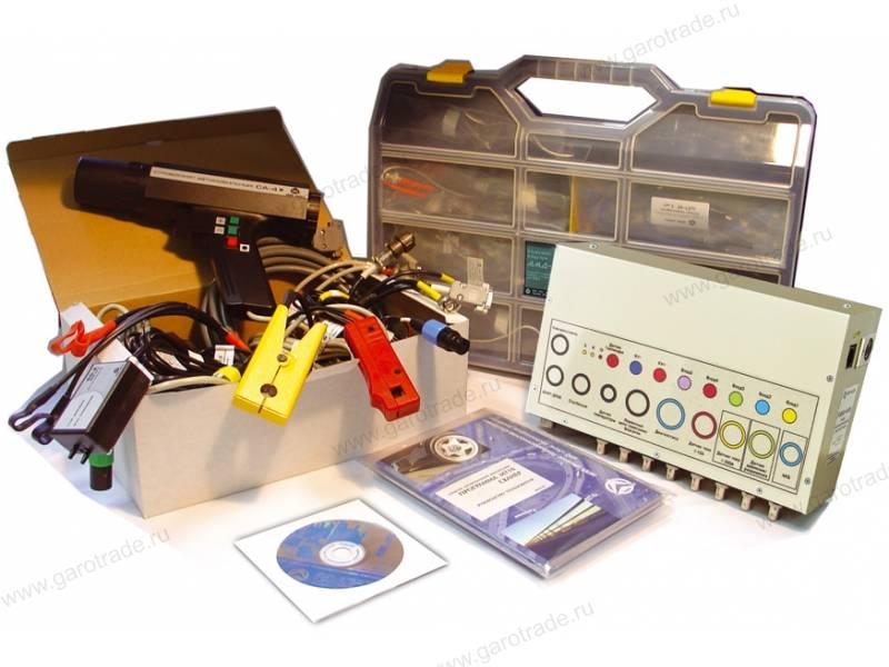 МТ10Д ПлюсК - компьютерный диагностический комплект (дизель-тестер)