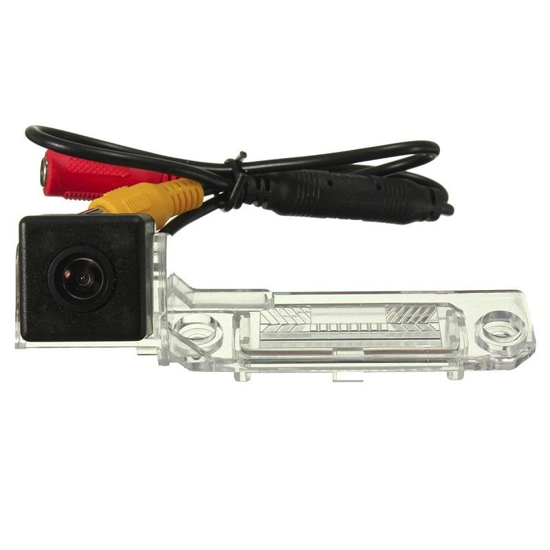 Камера заднего вида Skoda Superb (2002-2008)