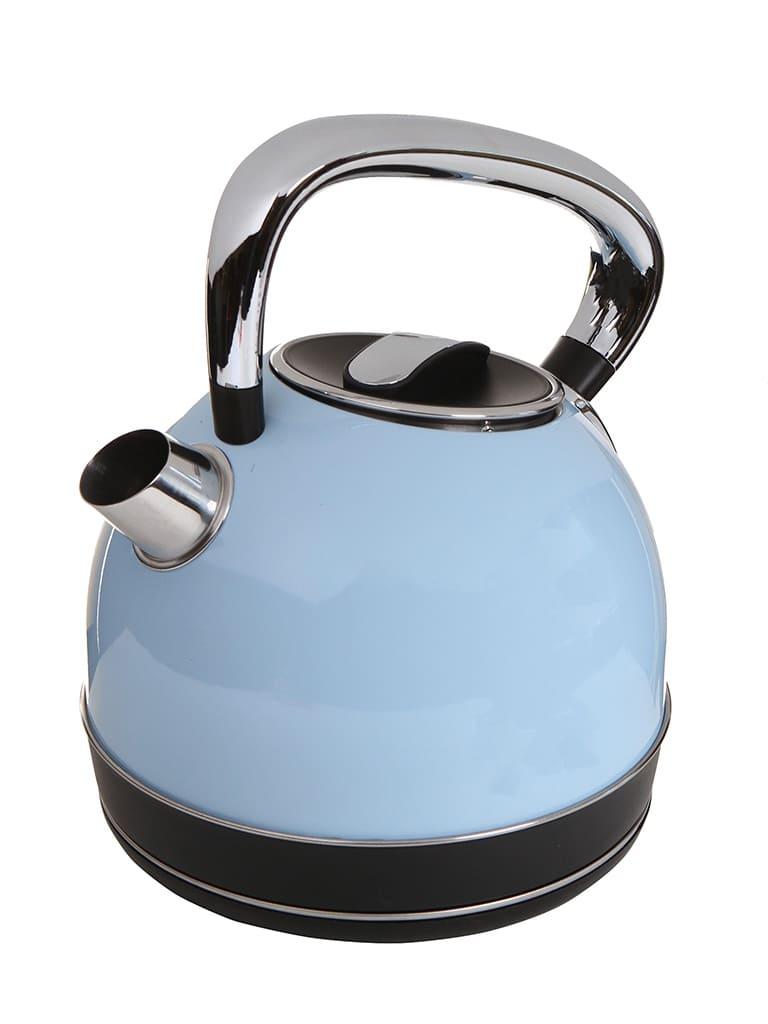 Чайник KitFort KT-696-2 голубой