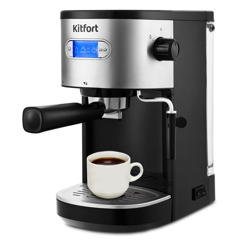 Кофеварка KitFort KT-740