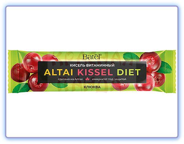 Кисель витаминный Altai Kissel Diet Batel